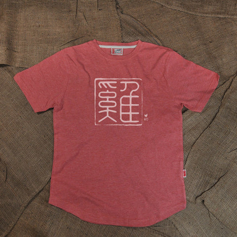 CLASSIC CREW ROOSTER TSHIRT - CYNONYC Chinatown Clothing Company