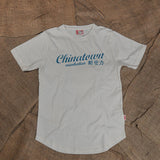 CHINATOWN MANHATTAN TSHIRT (CREAM) - CYNONYC Chinatown Clothing Company