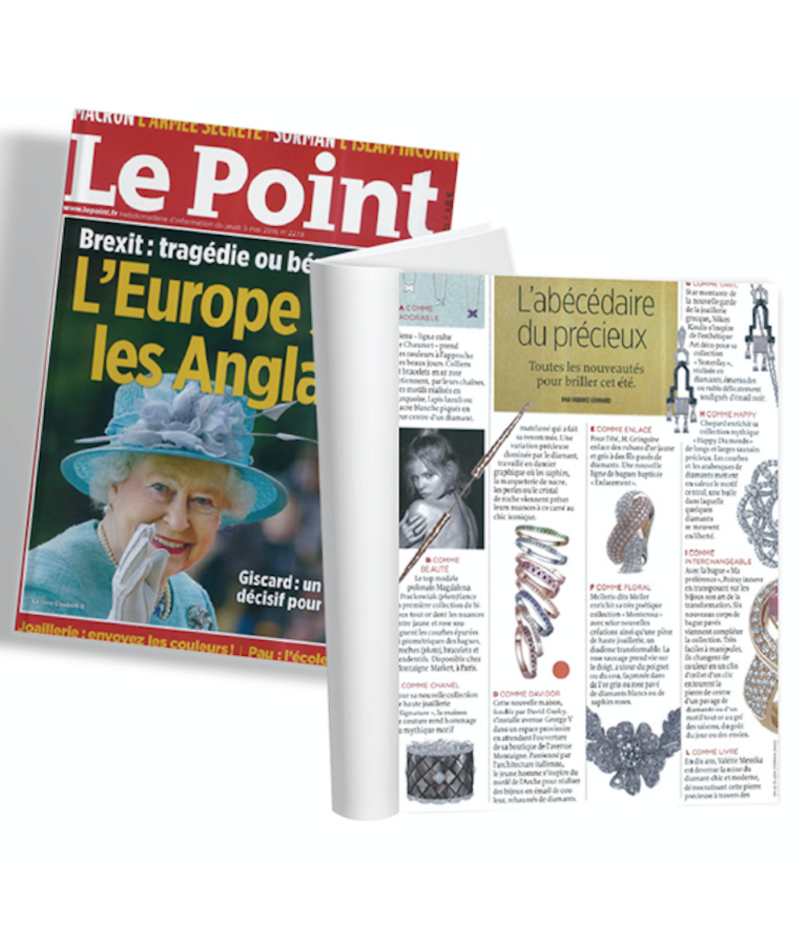 Le Point - May 2016