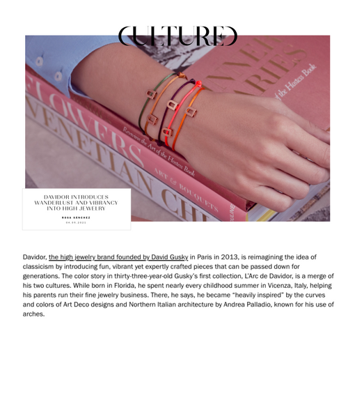 CULTURED Magazine - April 2021