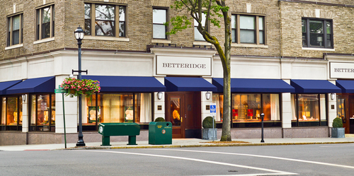 Volume 5: DAVIDOR Spring Trunk Show, Betteridge Jewelers in Greenwich, CT