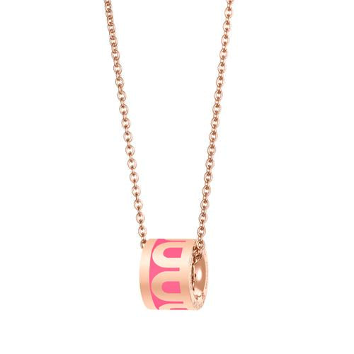 L'Arc de DAVIDOR Bead, 18k Rose Gold with lacquer