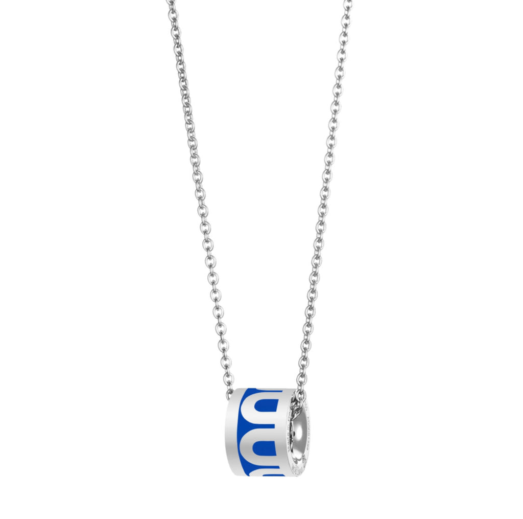 L'Arc de DAVIDOR Bead, 18k White Gold with Lacquered Ceramic