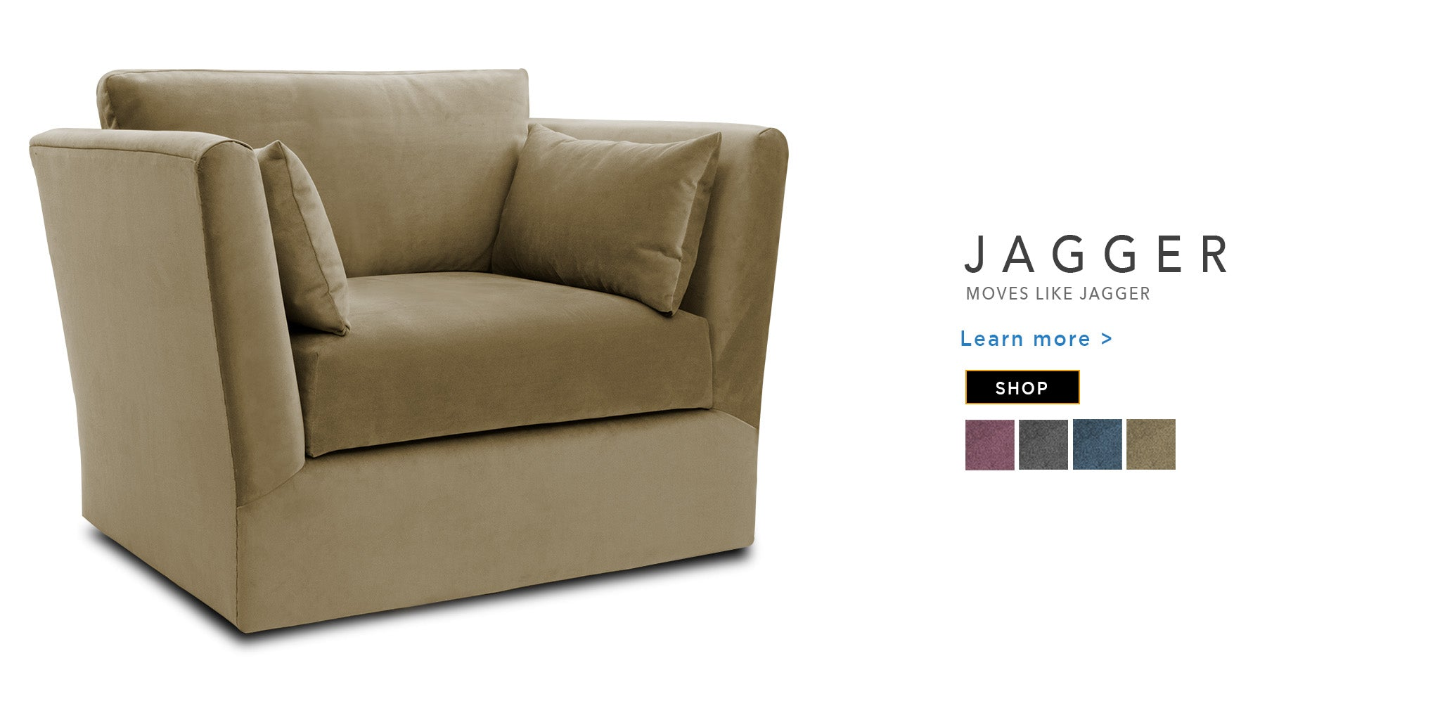 Counter Culture Swivel chair jagger catalogue page
