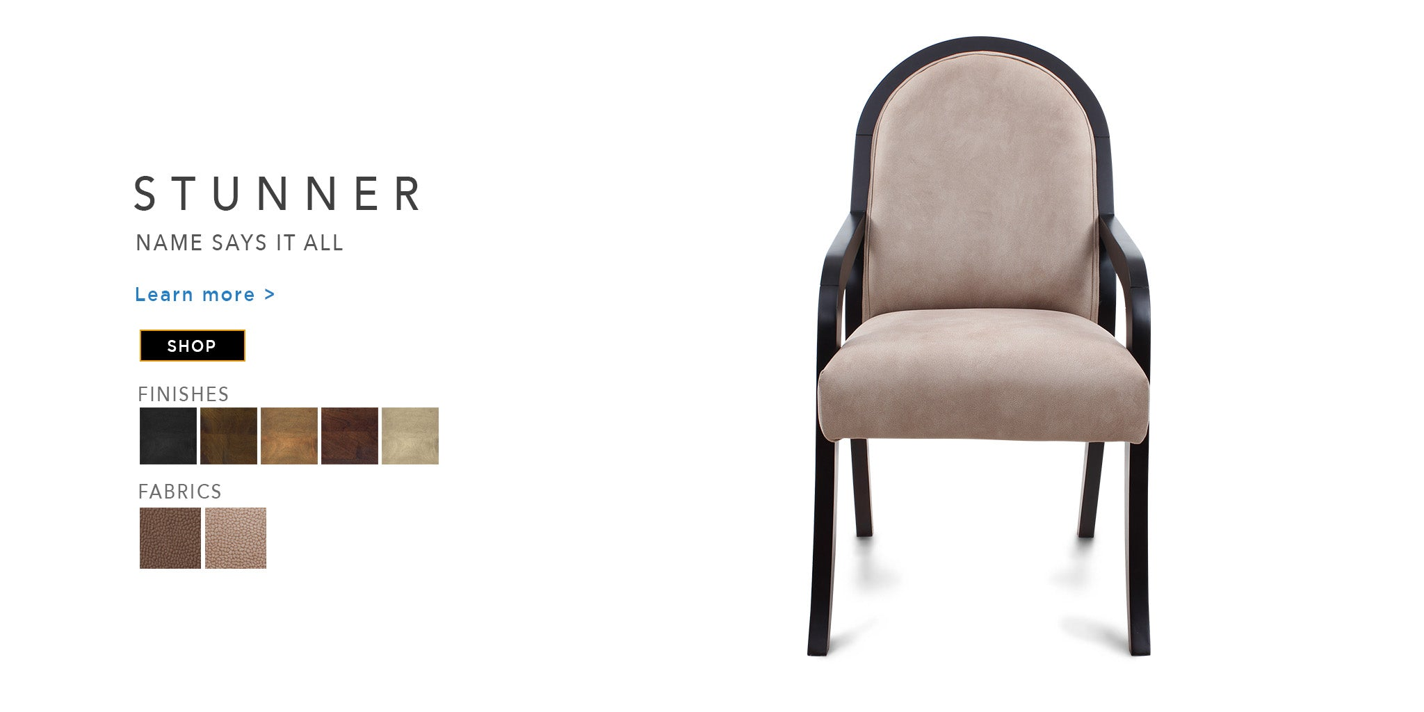 Counter Culture Stunner Dining Chair Catalogue Image