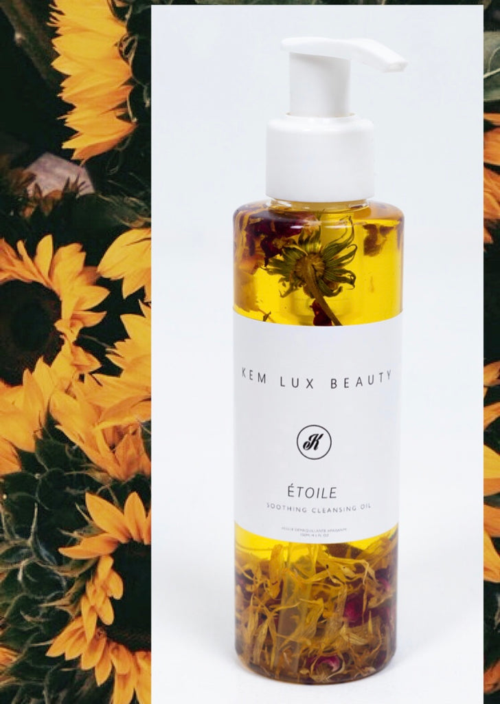 5 REASONS WHY YOU NEED KEM BEAUTY CLEANSING OIL