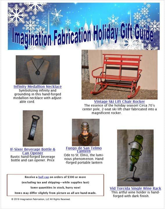 IFNM Holiday Gift Guide