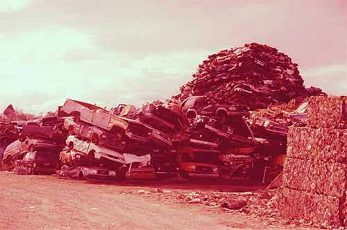 The Effects of Metal Tariffs on Scrap Metal Recycling Prices