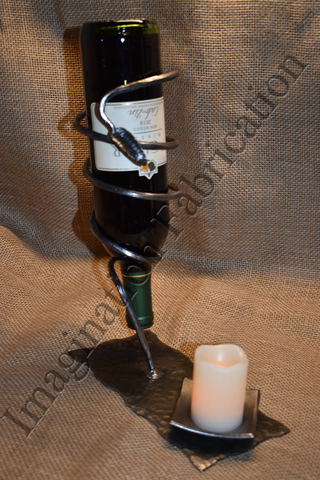 Vela y Vino (Candle & Wine) Wine Rack