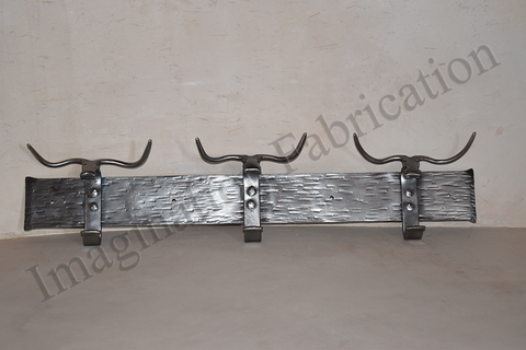 Long Horn Coat Bar