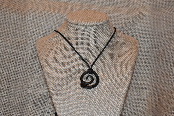 Infinity Medallion Necklace