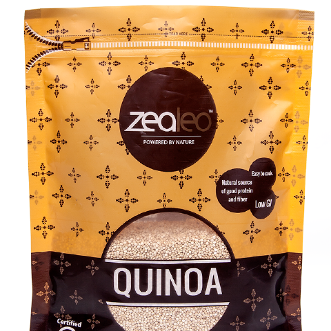 Zealeo White Quinoa from Peru