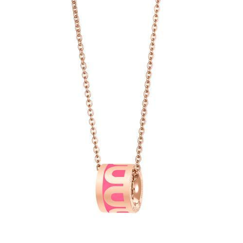 L'Arc de DAVIDOR Bead, 18k Rose Gold with Lacquered Ceramic
