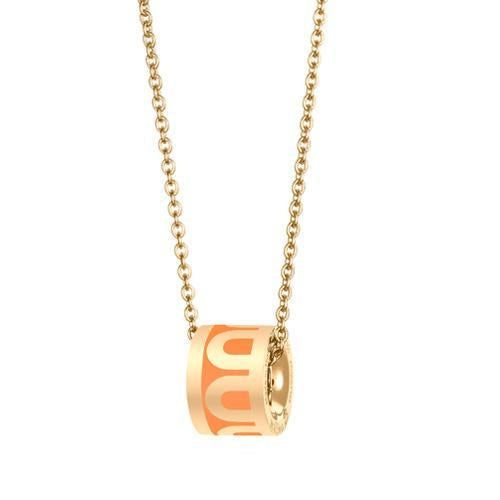 L'Arc de DAVIDOR Bead, 18k Yellow Gold with lacquer