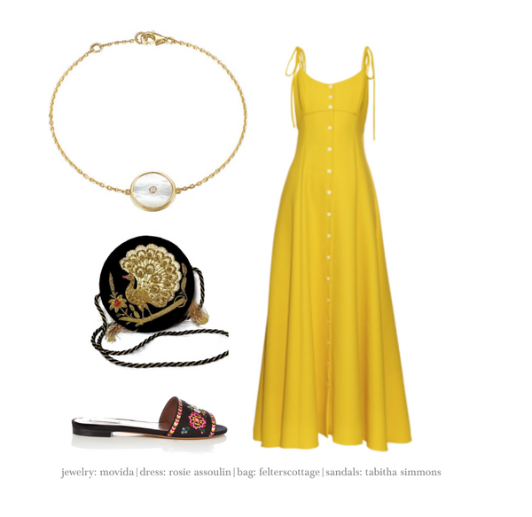 MOVIDA | A guide to unstoppable summer dress looks with these 9 jewelry pieces 👗