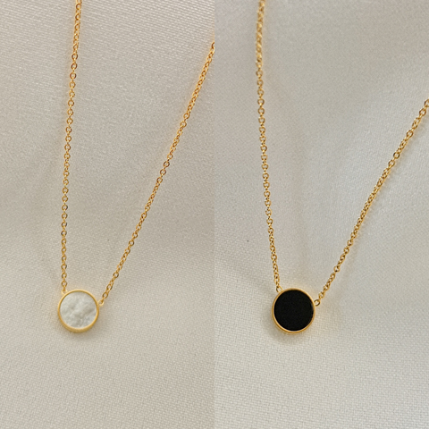 Double-Sided Necklace
