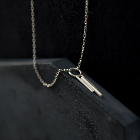 Cylindrical Necklace