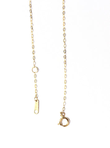 14K Orb Necklace - MOVIDA