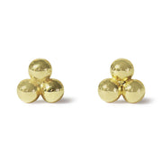 14K Trio Studs - MOVIDA
