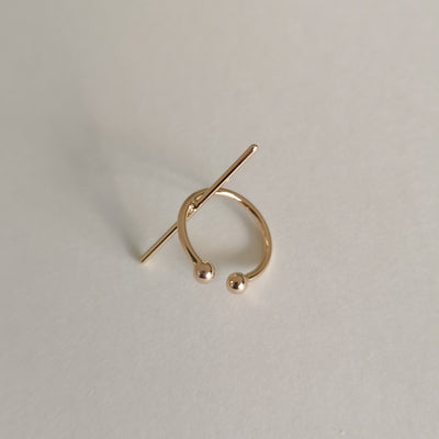 Zianna Ear Cuff - MOVIDA