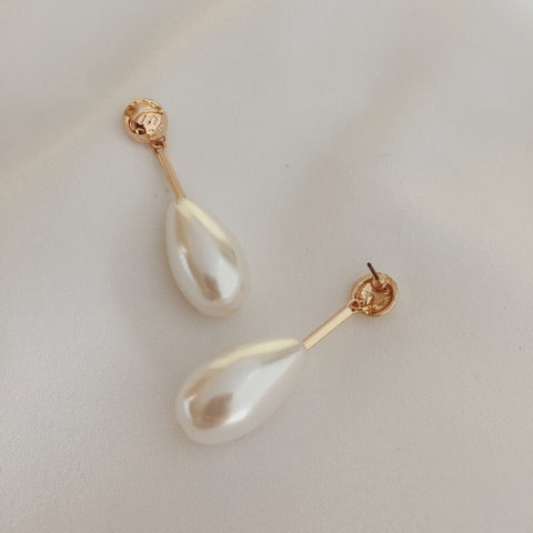Gala Pearl Earrings - MOVIDA