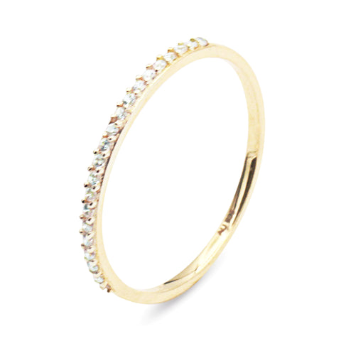 14K Pavé Spark Ring - MOVIDA