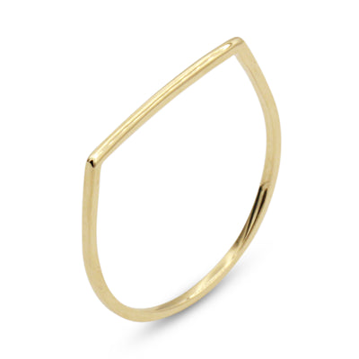 14K Semi Ring - MOVIDA