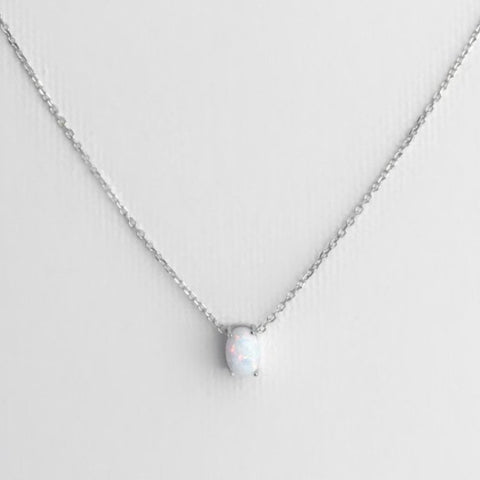 Lara Opal Necklace - MOVIDA