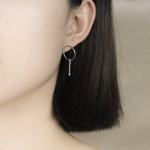 Miles Earrings - MOVIDA