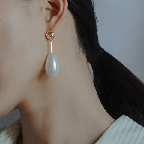 Gala Pearl Earrings