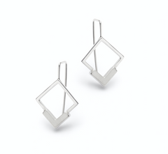 . Parallel earrings