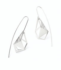 . Briolette earrings