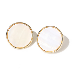 Mora Mother-of-pearl Earrings