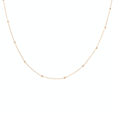 Farah Bead Choker - MOVIDA