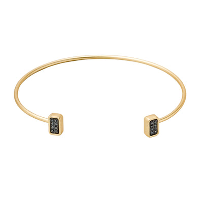 Mabel Open Bangle