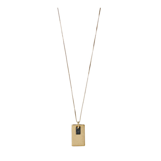 Square Charms Necklace