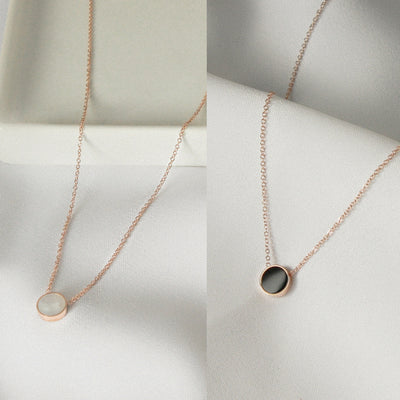 Double-Sided Necklace - MOVIDA