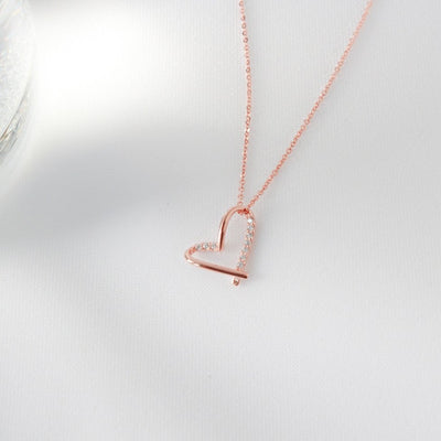 Heart Spark Necklace - MOVIDA