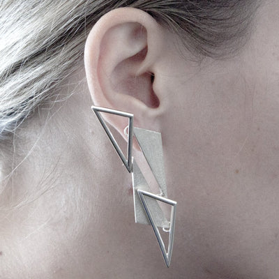 Femme fatale earrings