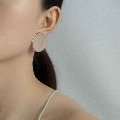 Mirror Earrings - MOVIDA