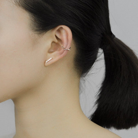 Star Ear Cuff - MOVIDA