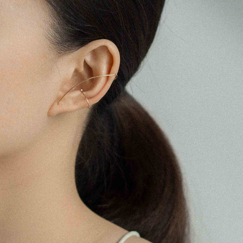 Zia Earrings / Ear cuffs - MOVIDA