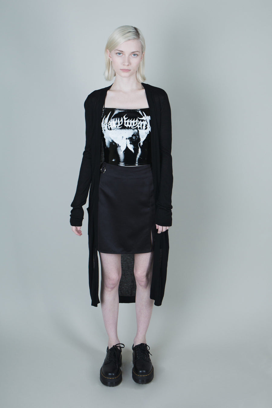Coven Fine Knit Cardigan