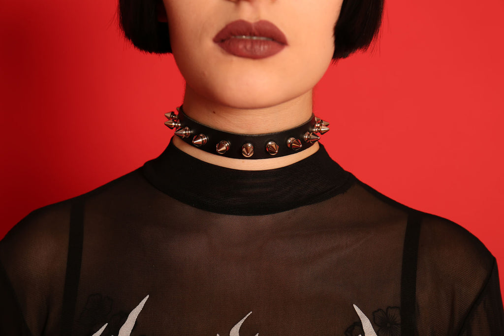 Nancy Spike Choker