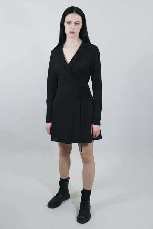 Lennox Wrap Dress
