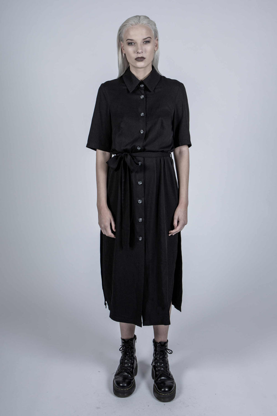 Lilith Shirt Dress