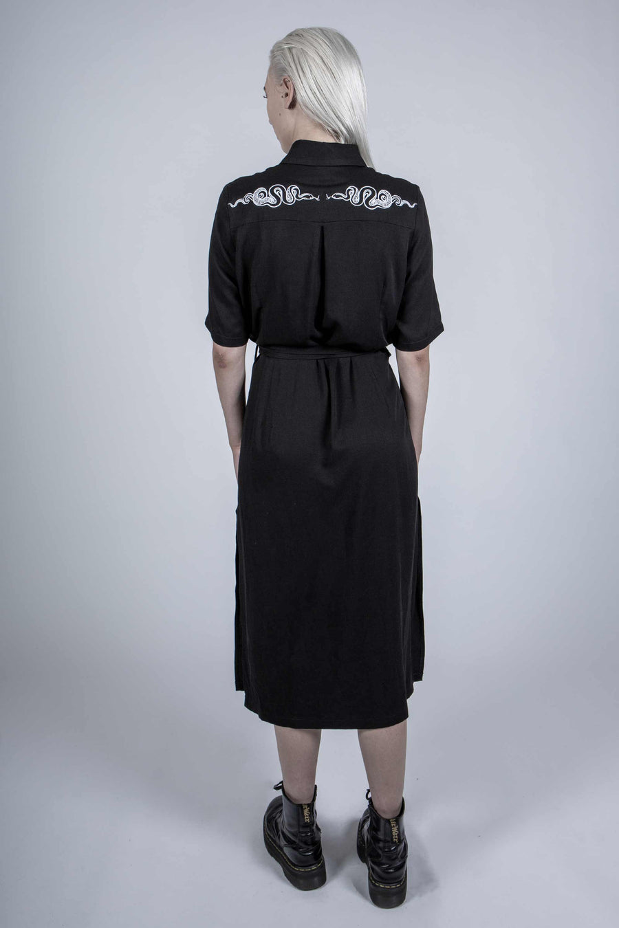 Lilith II Shirt Dress