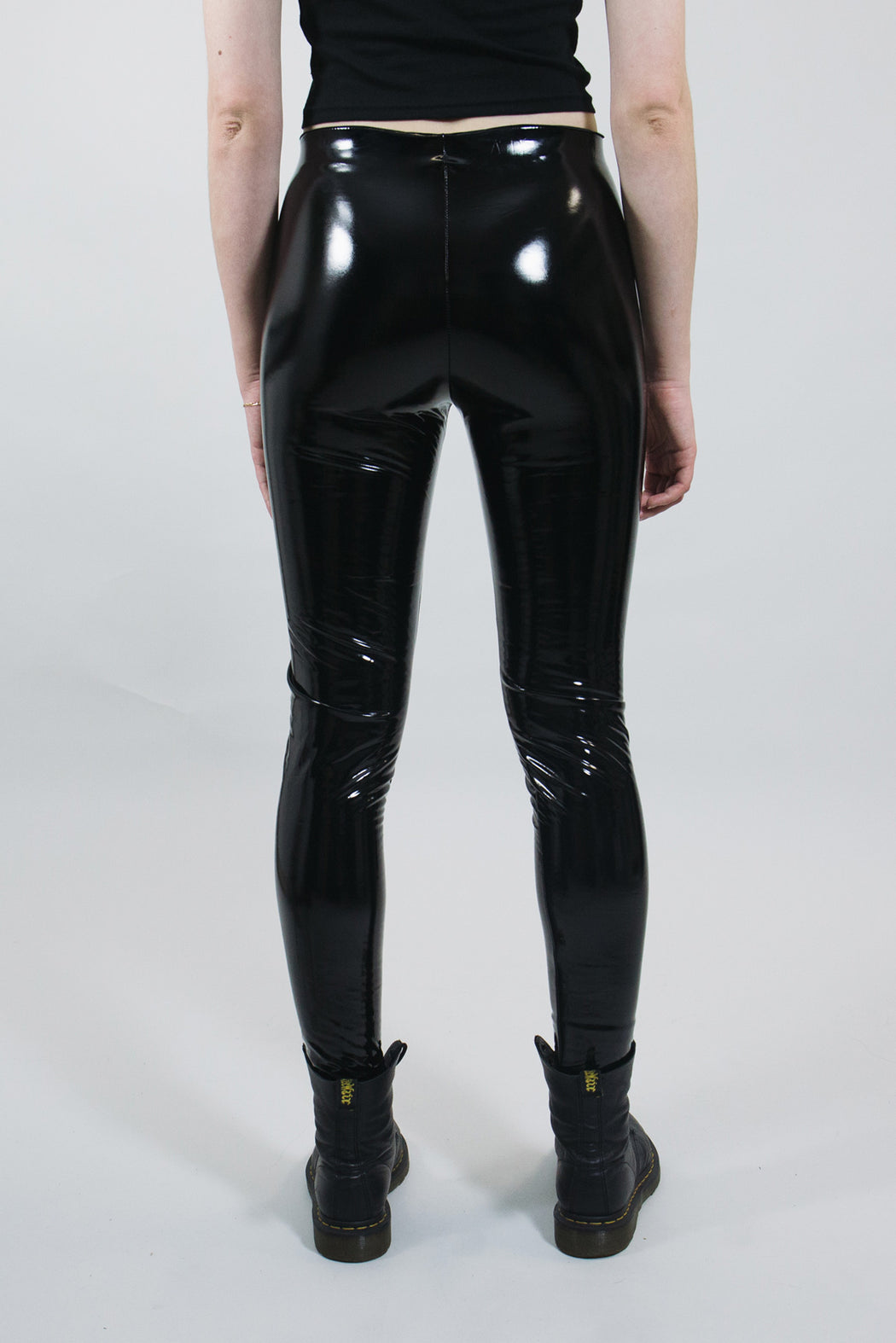 Ministry Vinyl Leggings