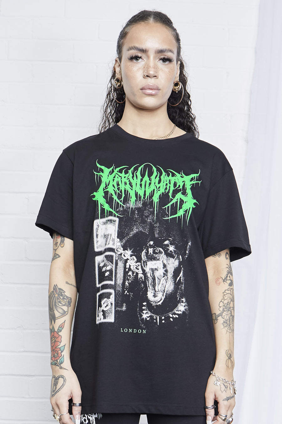 Nightcrawler Oversized Tee