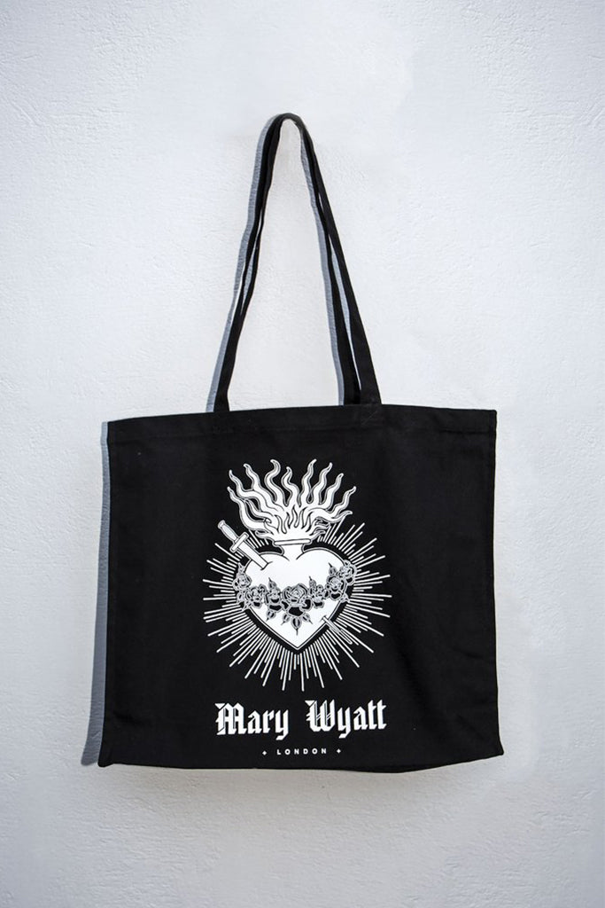 Sacred Canvas Shopper Bag